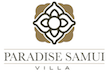 Paradise Samui Villas Logo
